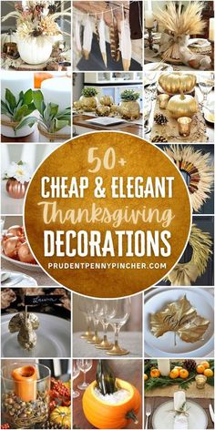 Diy Thanksgiving Centerpieces, Outdoor Thanksgiving, Pumpkin Centerpieces, Thanksgiving Tablescapes, Thanksgiving Crafts, Fall Crafts, Holiday Crafts, Holiday Ideas, Thanksgiving 2020