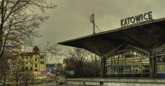 train station katowice