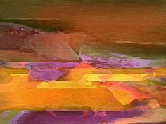 Modern Abstract Landscape San Luis Valley Art by Art2ArtColorado