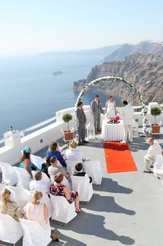 Santorini Wedding Location Ideas  http://www.santorini-weddings.info/santo-winery-weddings