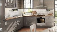 Ikea-BODBYN-Gray-Kitchen-Cabinet-Door-Drawers-Front-Fronts