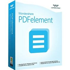 Wondershare PDFelement 5.12.0 Crack With Registration is a first rate programming that make your model or presentation with some delightful and viable .