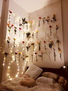 34 college dorm decorations for girls 7 - Bedroom - Dorm Room İdeas Cute Room Ideas, Cute Room Decor, Wall Decor, Wall Art, Wall Collage, Dream Rooms, Dream Bedroom, Interior Design Trends, Interior Ideas
