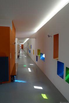 https://flic.kr/p/8LB9m1 | Unité d'Habitation Nursery School - Firminy | Le Corbusier - 1967  [More pictures at house42]