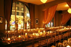 Restaurant, Event Space in New York, New York: