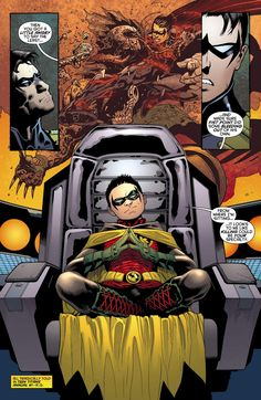 Batman And Robin 2011 Issue 10 page 16 online