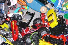 Menos brinquedos, mais brincadeiras! Nosso manifesto por um futuro melhor para nossas crianças e nosso planeta.