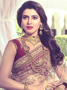 Samantha Ruth Prabhu Get this blouse custom made for you WhatsApp : Beautiful Girl Indian, Beautiful Girl Image, Beautiful Indian Actress, Most Beautiful Women, Samantha In Saree, Samantha Ruth, Samantha Images, Prity Girl, Stylish Girl Images