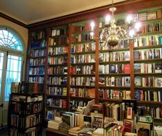 America's Best Bookstores: Faulkner House Books on Pirate's Alley in the French Quarter, NOLA. William Faulkner rented rooms and walked the brick floors in the building in the '20's