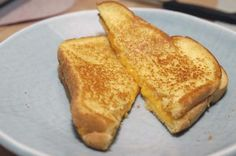 How To Make a Perfect Grilled Cheese Sandwich Every Time