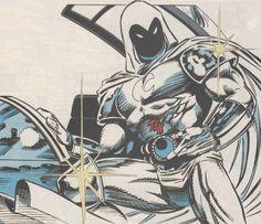 Marc Spector - Moon Knight #38