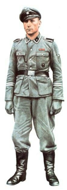 Waffen SS Panzer division 1943 Pin by Paolo Marzioli Ww2 Uniforms, German Uniforms, German Soldiers Ww2, Army Uniform, European History, Military History, World War Two, Troops, Hugo Boss