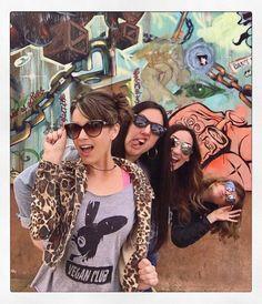 "Unisex T-shirt ""Vegan Club"" featuring Ariana Grande Vegan Fashion, Wide Leg Pants, Ariana Grande, Round Sunglasses, Organic Cotton, Club, Unisex, Model, T Shirt"