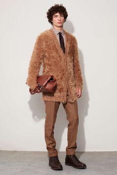 Michael Kors Collection Fall 2016 Menswear Fashion Show