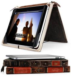 Book design Laptop bag for IPAD (Laptop bag) Ipad Tablet, Ipad Case, Forever Book, Best Ipad, My Ideal Home, Cool Cases, Ipad Sleeve, Antique Books, Book Crafts