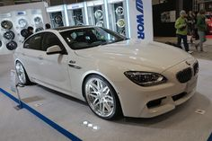 BMW 6-series Gran Coupe M Packet