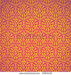 Arabic Pattern Background. Islamic Design by Dinesan Pudussery, via ShutterStock