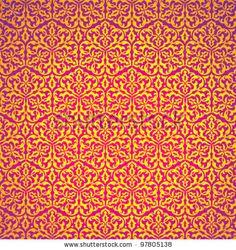 Arabic Pattern Background. Islamic Design by Dinesan Pudussery, via ShutterStock