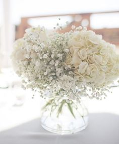 flores brancas | A mesa com charme | Page 11