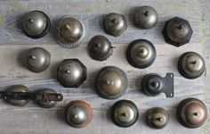 beautiful old service bells