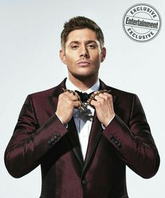 Oh my!!  Jensen Ackles