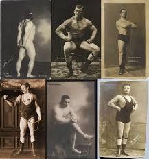 Vintage Strongmen