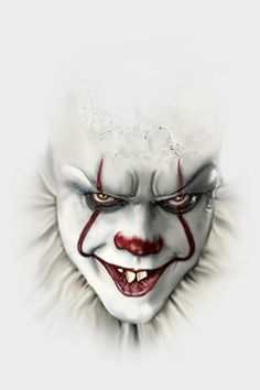 Quotes Discover horror movie Pennywise (The Dancing Clown) - movie Arte Horror Horror Art Horror Movies Clown Pennywise Pennywise The Dancing Clown Pennywise Tattoo Scary Drawings Halloween Drawings Halloween Art Clown Pennywise, Pennywise The Dancing Clown, Pennywise Tattoo, Scary Drawings, Halloween Drawings, Halloween Art, Creepy Clown, Creepy Art, Art Du Joker