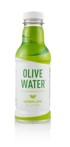 Olive Water on Packaging of the World - Creative Package Design Gallery Water Packaging, Beverage Packaging, Bottle Packaging, Pretty Packaging, Food Packaging, Label Design, Package Design, Water Bottle Design, Pet Bottle