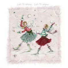 Let it snow...Let it snow...