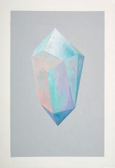 Crystal Form 5 | Rebecca Chaperon