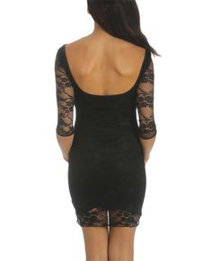 lace is in, girls!   and this back is gorgeous ♥