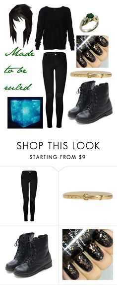 """""""LOKI'D"""" by audreylokidottirholmes ❤ liked on Polyvore featuring J Brand, Marc by Marc Jacobs and Scoop"""