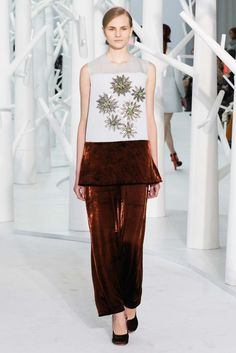 look 27 - Delpozo Fall 2015 Ready-to-Wear - Collection - Gallery - Style.com