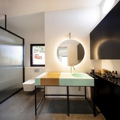 Office Desk, Corner Desk, Ideas, Furniture, Home Decor, Large Windows, Wraparound, Master Bedroom, Staircases