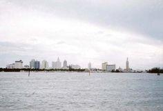 1957 – Downtown Miami Skyline - Amazing Midcentury Photographs of Miami Page 2 of 2 Best of Web Shrine Miami Skyline, New York Skyline, Miami Photos, Downtown Miami, Mid Century, Amazing, Travel, Viajes, Retro