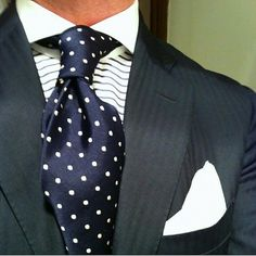 Perfect the dimple in your tie. | Explore abovetheankles' ph… | Flickr - Photo Sharing!