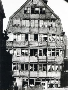House in Hamburg Retronaut | Retronaut - See the past like you wouldnt believe.