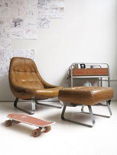 El taller/oficina de Sebastian Errazuriz