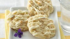Black-and-White Coconut Macaroons | Cookies | Pinterest | Coconut ...