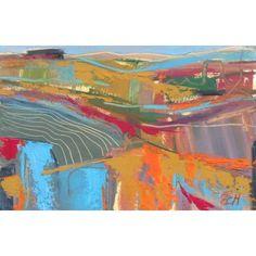 Flower Landscape, Landscape Paintings, Landscapes, Contemporary, Nature, Artworks, Flowers, Artists, Art
