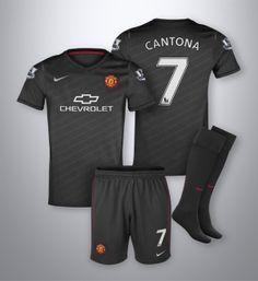 Conceptual Manchester United Kit Design