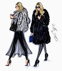 Style On The Go: Mary-Kate & Ashley by Hayden Williams