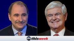 36 #prezpix #prezpixng  election 2012  candidate: Newt Gingrich  publication: ABC News  photographer: ABC News  publication date: 3/7/12