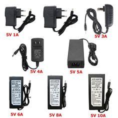 5V 24V 12V Lighting Transformer AC 110V 220V to 12V Power Supply 1A 2A 3A 5A 6A 8A 10A LED Driver 10W 60W 100W 120W Transformer #Affiliate