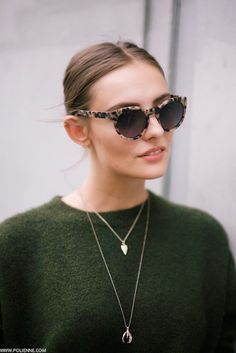 Parisienne: Cat-Eye Sunglasses Are A Must-Have Accessory