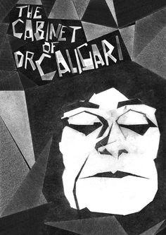 The Cabinet of Dr Caligari (1920) -- Robert Wiene Caligari www.artexperiencenyc.com