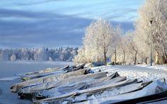 Winter is coming in #Oulu #Finland