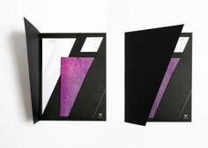 W Hotels Pocket Folder Sales Kit