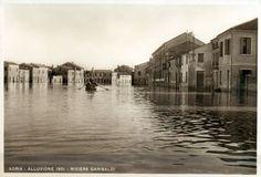 ADRIA (RO) Alluvione 14.11.1951- Riviera-Garibald