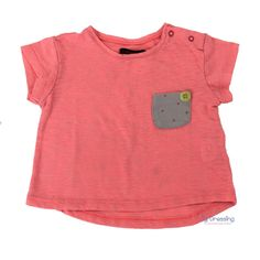 c582c4b6bd2fe Catimini d'occasion t-shirt Mc rose fille taille 18 mois Ty Dressing